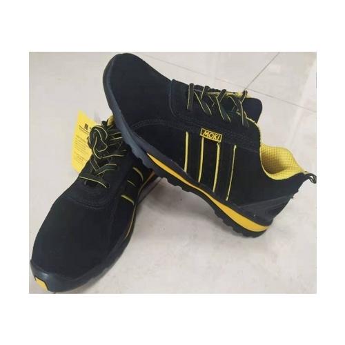 Protx รองเท้าเซฟตี้ #42 พื้นยางกันกระแทก BA-318 สีดำ