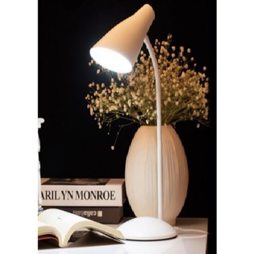 EILON โคมไฟตั้งโต๊ะ Modern  LE-1919 สีขาว