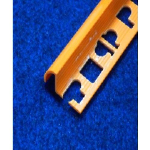 PPS คิ้วกระเบื้องโปรพลาส ขนาด  (30x11x9.5mm). PTG-802032 สีส้มออเร้นท์ สีส้ม