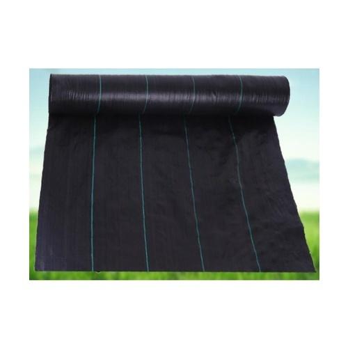 POLLO ผ้าพลาสติกคลุมวัชพืช ขนาด 3x50M   LYWY010  สีดำ