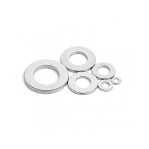 FIX-XY แหวน ขนาด5/16นิ้ว EL-002 (100ชิ้น/แพ็ค) สีโครเมี่ยม