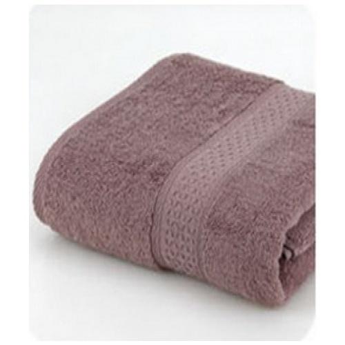 COZY ผ้าขนหนู ขนาด 34x75ซม. BQ006-BR สีน้ำตาล