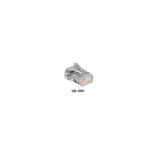 LINK หัวแลนตัวผู้ RJ45 CAT5 LINK (10ชิ้น/แพ็ค) US-1001