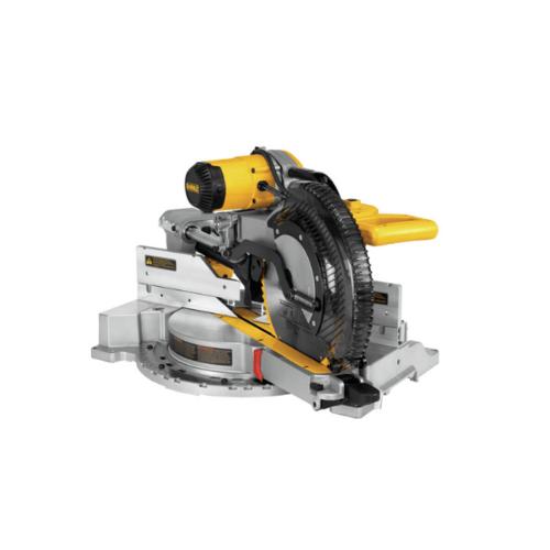 DeWALT เลื่อยองศาสไลด์ 12 นิ้ว  DWS780-KR  สีเหลือง