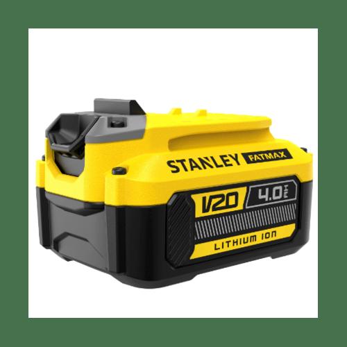 STANLEY แบตเตอรี่ 20V Max 4.0Ah SB204-B1