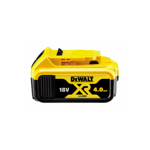 DeWALT แบตเตอร์รี่ Li-ion 18V. 4.0Ah DCB182-B1 สีเหลือง
