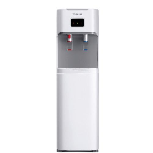 TOSHIBA เครื่องทำน้ำร้อน-น้ำเย็น RWF-W1669BK(W1) สีขาว