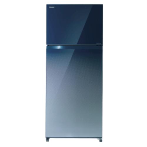 TOSHIBA ตู้เย็น 2 ประตู 21.8 คิว   GR-AG66KA(GG)