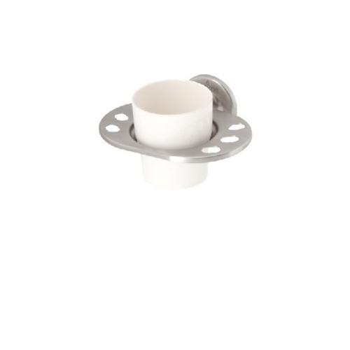 PRIME ที่วางแก้วและแปรงสีฟันสแตนเลส  NM-407