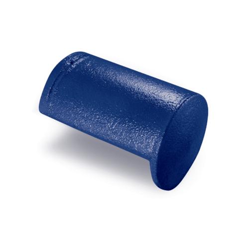 ตราเพชร ครอบปิดจั่ว CTเพชร รุ่น แกรนออนด้า ขนาด 20.5x33 ซม. สีฟ้ารุ่งนิรันดร์