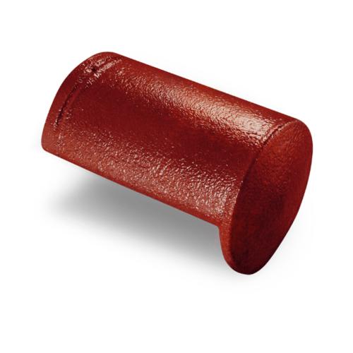 ตราเพชร ครอบปิดจั่ว CTเพชร รุ่น แกรนออนด้า ขนาด 20.5x33 ซม. สีทองแดงศุภมงคล