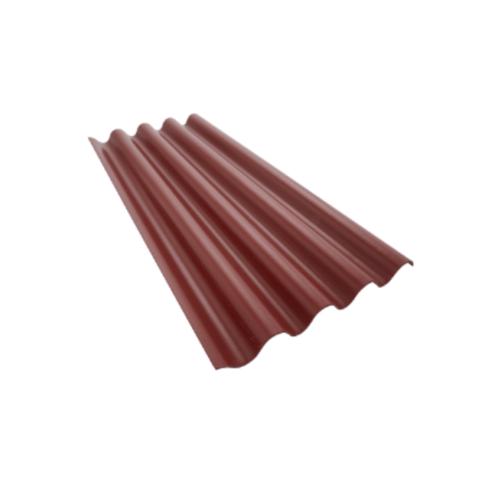 ตราเพชร กระเบื้องจตุลอน เพชร  ขนาด  0.5x50x120ซม.แดงมั่งมี
