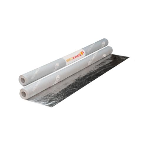 ตราเพชร แผ่นสะท้อนความร้อน รุ่น มาตรฐาน 1 หน้า ขนาด 125x2000 ซม.