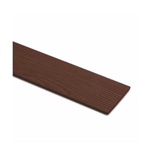 ตราเพชร ไม้ฝา ลายไม้ รุ่น หน้า 6 นิ้ว ยาว 3 ม. ขนาด 0.8x15x300 ซม. สีน้ำตาลสักทอง