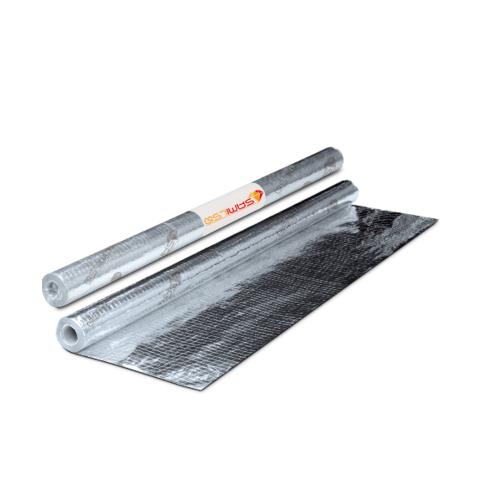 ตราเพชร แผ่นสะท้อนความร้อน รุ่น อีโค่ 2 หน้า ขนาด 125x2000 ซม.