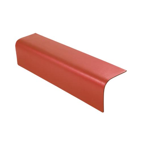 ตราเพชร ครอบข้าง กระเบื้องจตุลอน ขนาด 21.5x60 ซม สีแดงประกายเพชร