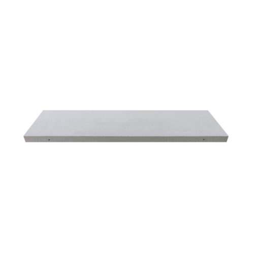 Diamond เคาน์เตอร์มวลเบาตราเพชร DTท็อป  ขนาด 7.5x56x200ซม. สีขาว