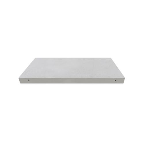 Diamond เคาน์เตอร์มวลเบาตราเพชร DFพื้น ขนาด  7.5x56x112.5ซม.Floor สีขาว