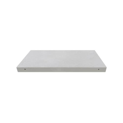 ตราเพชร เคาน์เตอร์มวลเบาตราเพชร DFพื้น  ขนาด 7.5x56x142ซม.Floor สีขาว
