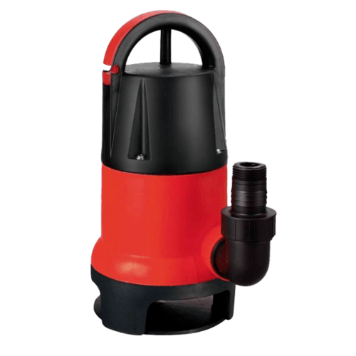 EUROE ปั๊มจุ่ม  PRO-600SW สีแดง