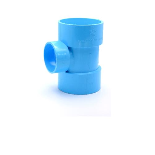 AAA สามทางลด แบบบาง 2นิ้ว X 1 1/4นิ้ว (55X35) ชั้น 8.5  สีฟ้า