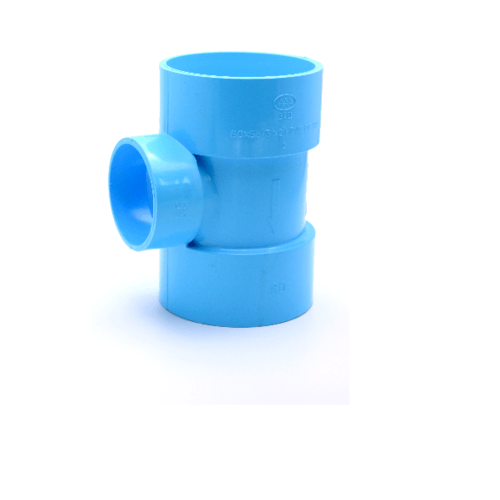 AAA สามทางลด  แบบบาง 6นิ้ว  X4นิ้ว (150X100) ชั้น 8.5  สีฟ้า