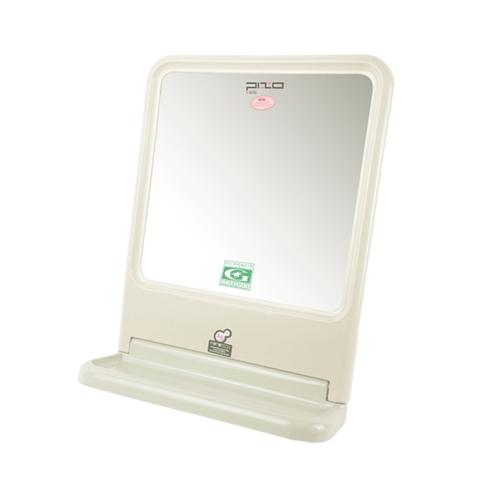 PIXO กระจกเงาแบบเหลี่ยม MS.01 งา