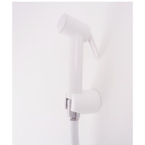 TIGER ชุดสายฉีดชำระ   EER 01 สีขาว