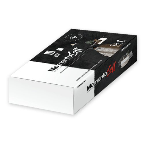 Nippon  ชุดสีสร้างลายนิปปอนโมเมนโต้ ลอฟท์  Boxset สูตรน้ำ สีขาว