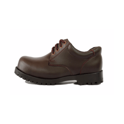 ATAPSAFE รองเท้าเซฟตี้ สีน้ำตาล แบบผูกเชือก Size.40 V01 Brown-40 น้ำตาล