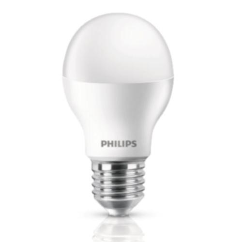 PHILIPS หลอดแอลอีดีบัล์บเอสเซนเทียล9 วัตต์  E27 6500K-APR สีขาว