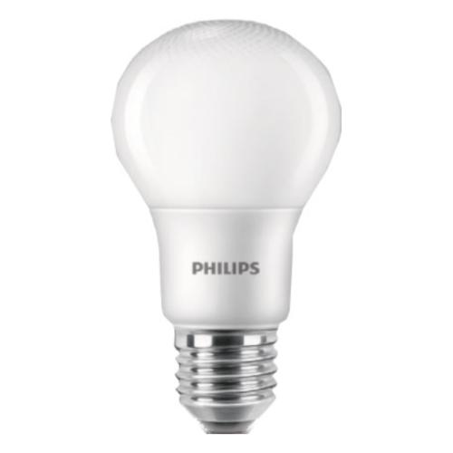 PHILIPS หลอดแอลอีดี ซีน สวิทซ์ ขนาด 8W-70W E27 3000K/6500K  A60 1BCAPR สีขาว