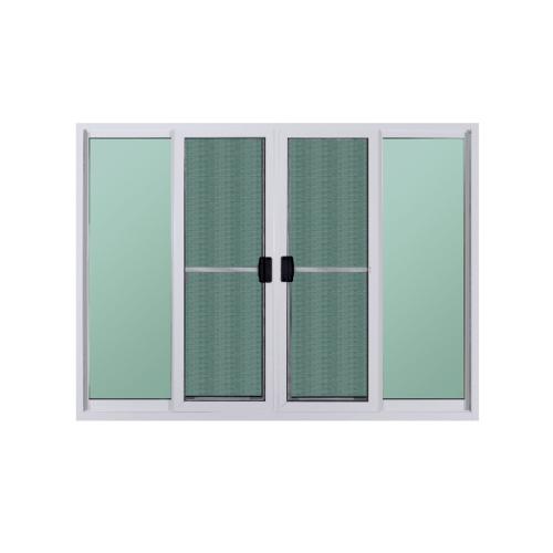 A-Plus หน้าต่างบานเลื่อนเปิดกลาง ขนาด 150x110 cm. A-P/1001