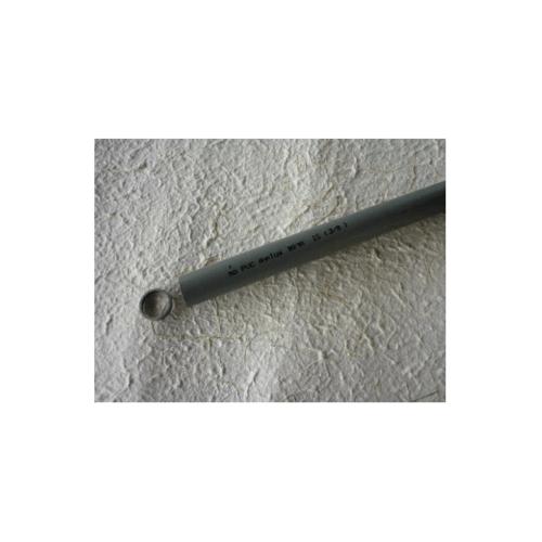 A-Plus ท่อร้อยสายไฟ-สีเทา 3/8 นิ้ว (15) A-Plus เทา