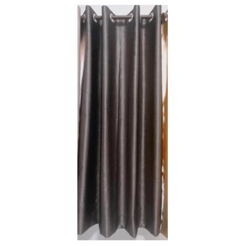 Davinci ผ้าม่านประตู ขนาด (150 x 250 ซม.) D1701-1 สีน้ำตาลทอง