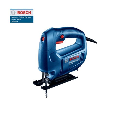 BOSCH  เลื่อยจิ๊กซอว์ 450W 65mm  GST650 สีน้ำเงิน