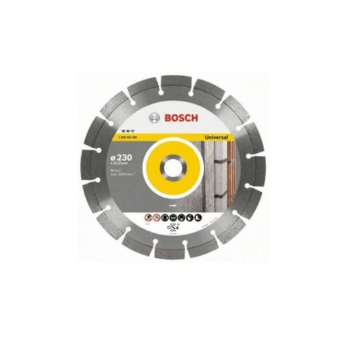 BOSCH ใบตัดเพชร Eco 9 นิ้ว #195 สีโครเมี่ยม