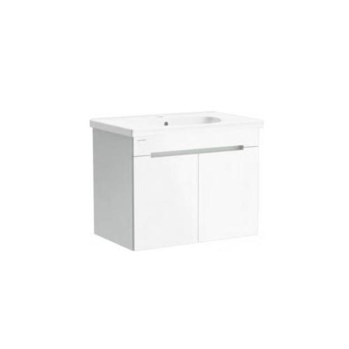 American Standard VME8002D-WTG ตู้เฟอร์นิเจอร์ พร้อมอ่างล้างหน้า Modern Edge สีขาว