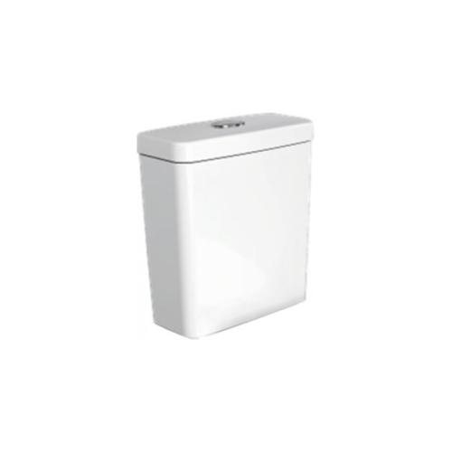 American Standard ฝาหม้อน้ำชักโครกโทนิคนิวเวฟ แบบเหลี่ยม  4102C-WT สีขาว