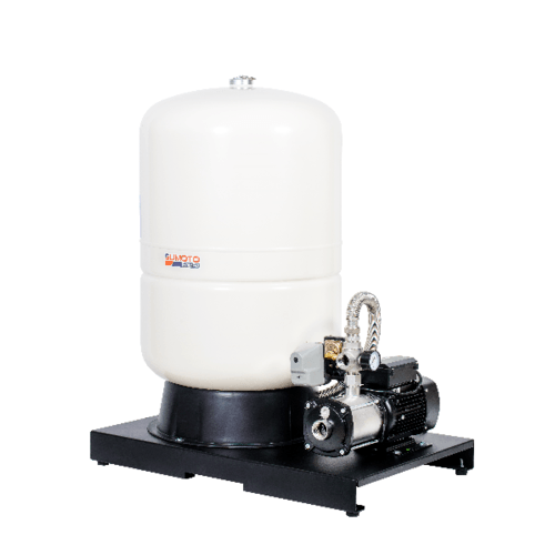 SUMOTO ปั๊มน้ำอัตโนมัติปั๊มเดี่ยว ชุดBOOSTER 2.5 Hp.220V ถัง 150L. SP-MAXI-BOOST803150
