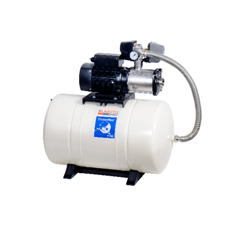 SUMOTO ปั๊มน้ำอัตโนมัติ 1000Wถังล่าง 100L SP-MIDI-BOOST 505100