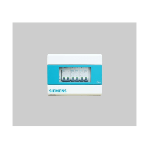 SIEMENS เครื่องตัดไฟอัตโนมัติ S4/4ช่อง 63A S4/4ช่อง