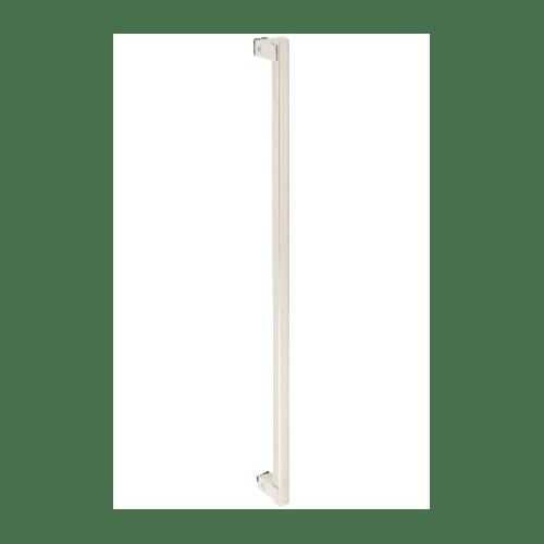 HAFELE ชุดมือจับสแตนเลส สำหรับประตูบานดึง ขนาด 16x600x632มม. สีสแตนเลสด้าน 903.00.914