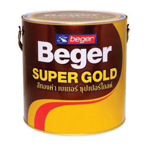 Beger สีน้ำอะครีลิกรองพื้น 1 กล. A/P 1001 สีแดง