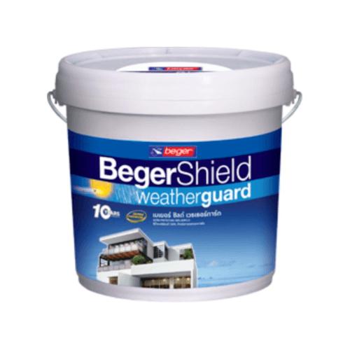BEGER สีน้ำอะครีลิก เบส C เบเยอร์ชิลด์ (Satin) ถัง  -