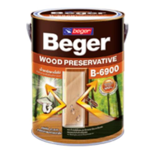 Beger น้ำยากันเชื้อรา B-6900 กล.