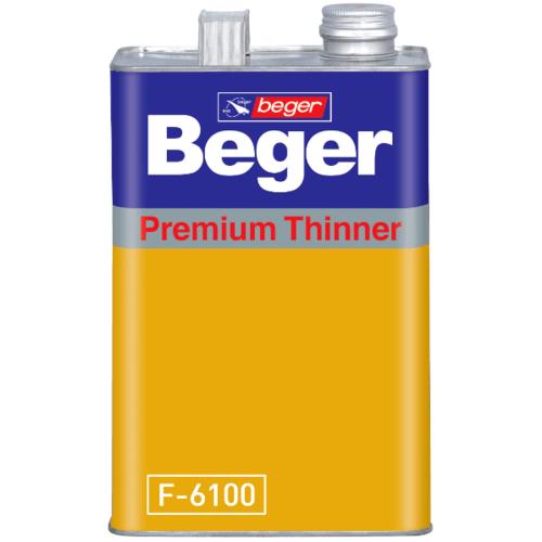 Beger สีรองพื้นทาพื้นไม้ไฟเบอร์ซีเมนต์  1 กล. (สูตรน้ำมัน) #F-6100