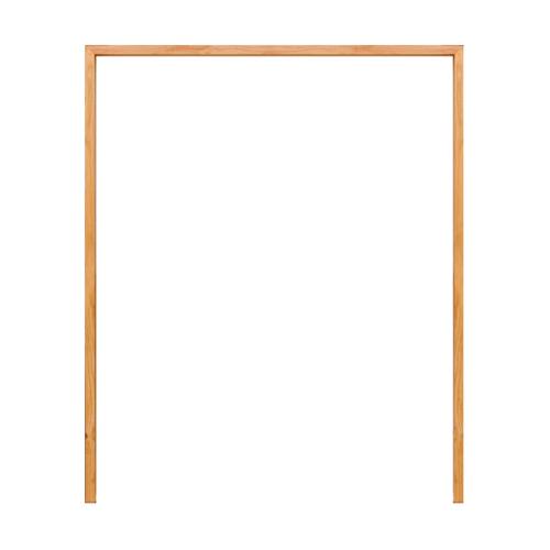 D2D วงกบประตู ไม้ดักลาสเฟอร์ ขนาด140x200 cm. FJ (COM.2)