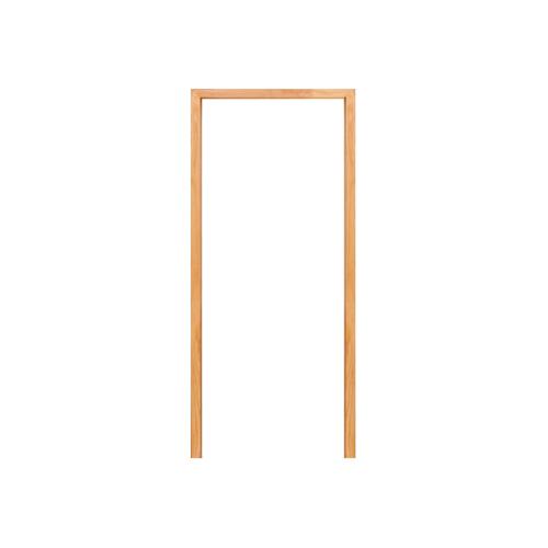 D2D วงกบประตูไม้ดักลาสเฟอร์ ขนาด 80 x 200 cm. FJ COM.1