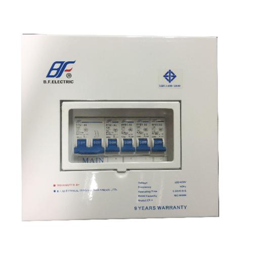 BF คอนซูเมอร์ 2 สาย 4 ช่อง 50A  PSC 4Way